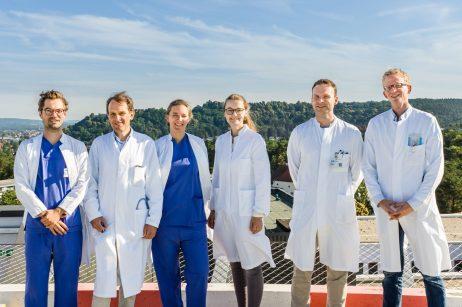 Verantwortliche Ärzte des Studientelegramms