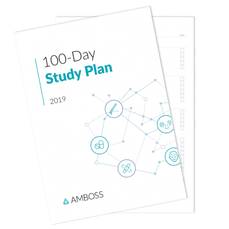 The Amboss 100 Day Study Plan